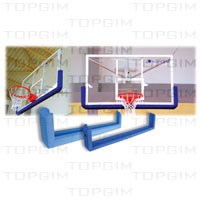 Protecção para tabela de basquetebol