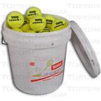 "Balde de bolas de ténis de campo baixa pressão ""TELOON"""