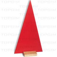 Triângulo de marcação de falta de equipa