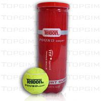 """Bola de ténis de campo """"Teloon Pound Court"""" Aprovada ITF"""