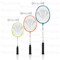 Raquete de Badminton Carlton Blade ISO 4.3
