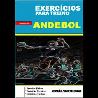 Exercicios para treino de Andebol.