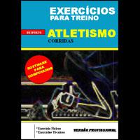 Exercicios para treino de Atletismo.