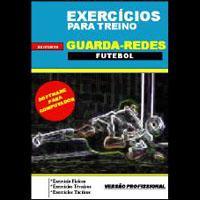 Exercicios para treino de Guarda-Redes.