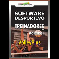 Volleyplus - software para treinadores de voleibol.