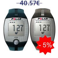 Monitor de frequência cardíaca Polar FT1