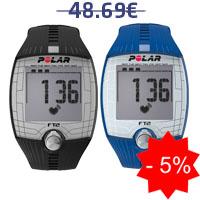 Monitor de frequência cardíaca Polar FT2