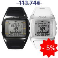 Monitor de frequência cardíaca Polar FT60M