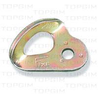 "Plaqueta ""Fixe - 1 Inox"" 10mm - 66gr"