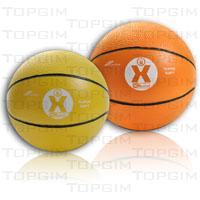 Bola de Basquetebol XSports Super Soft em Mousse/PVC