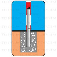 Sistema de fixação de balizas ao solo - EN749
