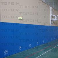Protecção de fácil aplicação para parede e colunas