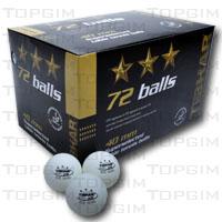 Bolas para ténis de mesa Tibhar competição ***