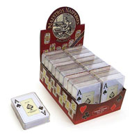 Baralho de cartas para Poker Inglês