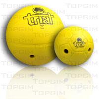 Bola sonora sem ressalto Trial Goalball