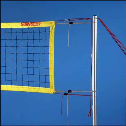 Kit de Voleibol Praia Sunvolley Plus - Competição