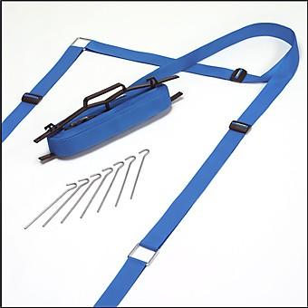 Kit de marcação de voleibol de praia Sunvolley