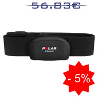 Polar WearLink®+ transmitter with Bluetooth