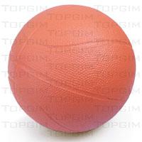 Bola de basquetebol em espuma