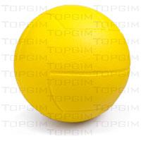 Bola de voleibol T4 em espuma revestida super soft Ø19,0cm