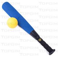 Taco de basebol em espuma com comprimento ajustável