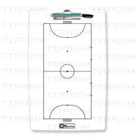 Quadro Táctico rígido para Futsal
