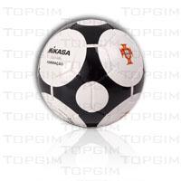 Bola de Futsal Mikasa FLL55-WBK - Formação