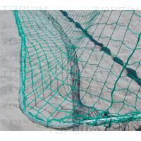 Dispositivo de fixação da rede de baliza de futebol de praia