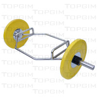 Trap Bar / Hex Bar Olímpica - 143x56cm