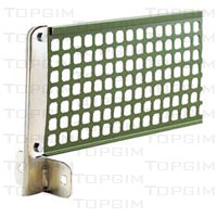 Rede metálica para ténis de mesa