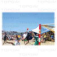 Baliza de Andebol Praia - Competição