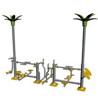 Mini Estação de Fitness IV