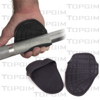 Estafas em borracha - Rubber Palm Grip - Alpha Training Grip