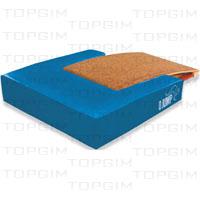 Protecção em mousse para trampolim tipo reuther