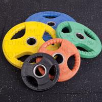 Disco Olímpico com Pegas Colorido