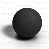 Bola de Lacrosse de 70mm para massagem miofascial