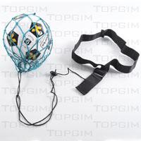 Saco de rede para suspender uma bola de treino