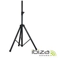 Suporte P/Coluna Preto 1.8m 30Kg IBIZA