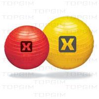 Bola de arremesso para introdução ao lançamento do peso
