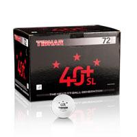 Bolas para ténis de mesa Tibhar competição ***  40+SL