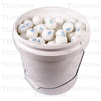 Bolas para ténis de mesa Tibhar Basic 40mm