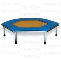 Mini-trampolim Eurotramp Trimm