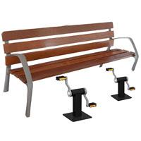Circuito Desportivo - Pedal & Bench