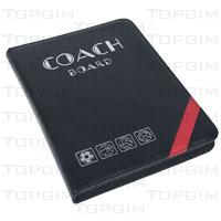 Quadro táctico 5 em 1: andebol, futebol, futsal, basquetebol e voleibol