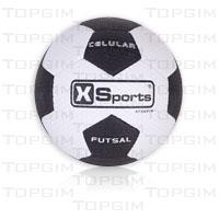 Bola de futsal XSports Borracha especial - tecnologia celular