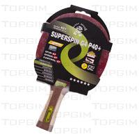 Raquete de Ténis de Mesa GD Superspin G4 6*