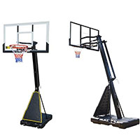 Tabela de basquetebol portátil Super Pro