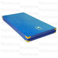 Colchão de ginástica c/ capa em PVC