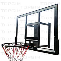 Tabela de basquetebol para parede