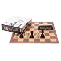 DGT Chess Starter Box (BROWN)
